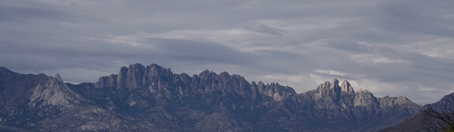 Organ Mountains 2